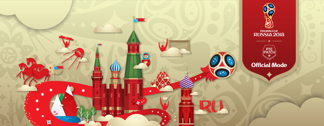 PES 2018 | PTE Patch 2018 World Cup Russia 2018 Mode [image by http://ptepatch.blogspot.co.id/]