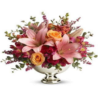 Send Passover Flowers in a Spring Centerpiece