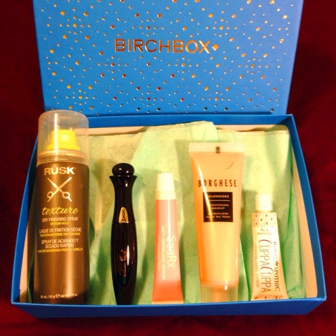 december birchbox 2014 - photo credit: intrice.blogspot.com