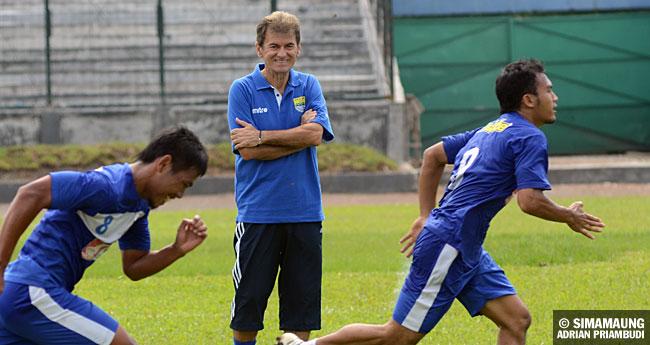 Drago Mamic Persib Bandung