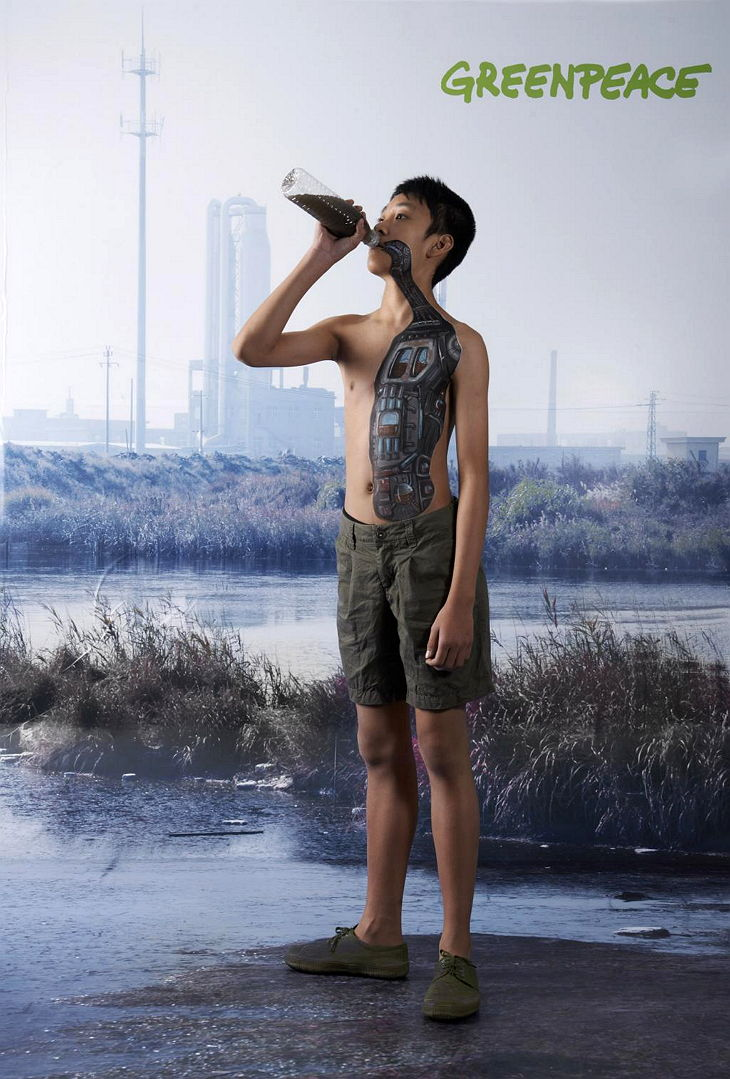 Greenpeace. China