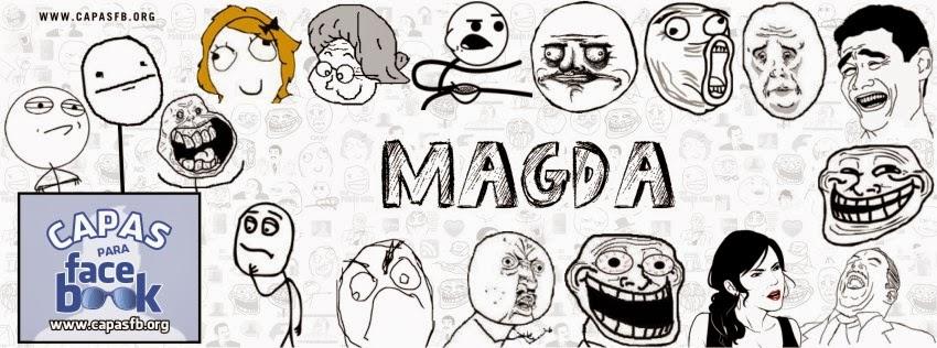 Capas para Facebook Magda