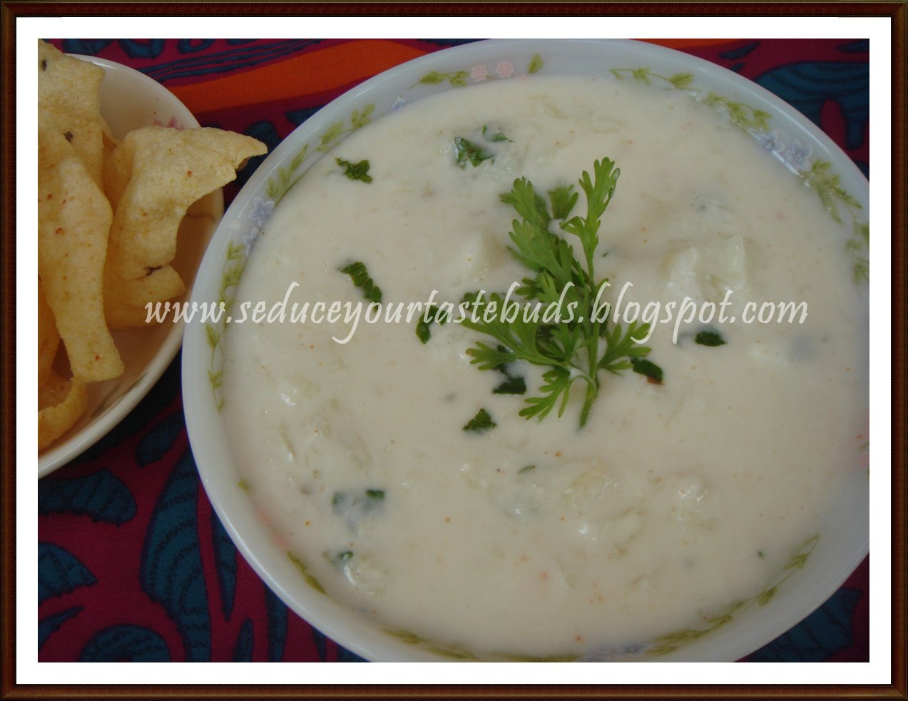 Jajeek iraqi cucumber yogurt dip for taste and create seduce set about bookmarking the recipes that i wanted to try and this jajeek recipe was the first it sounded so much similar to the indian cucumber raita forumfinder Image collections