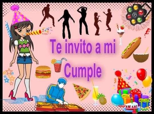 Feliz cumpleaños amiga Tarjetas