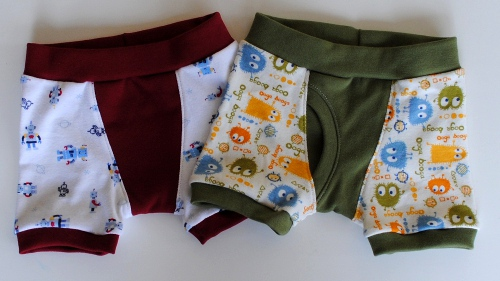 Guest Tutorial: Underwear from Bonnie of Fishsticks and Fries - Made ...