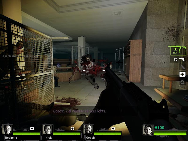 left4dead2%252520killer Left 4 Dead 2   Razor1911 Pc Full + Tradução