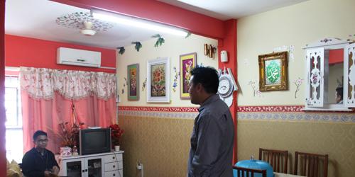 Post image for Dahlia Apartment, Pandan Indah