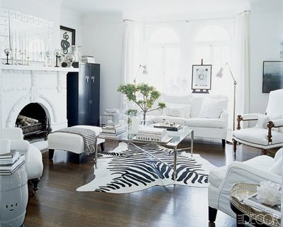 And For S Sake If You Are Going To Commit Getting A Zebra Rug Get Real One Its Not Like Being Better Person By Cowhide