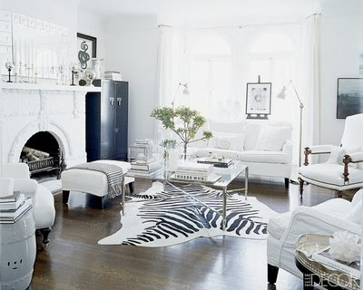 I Love This Room But Think The Rug Should Be Turned A Bit No And Real Its Like Im Cow Dressed Zebra Surprise Though