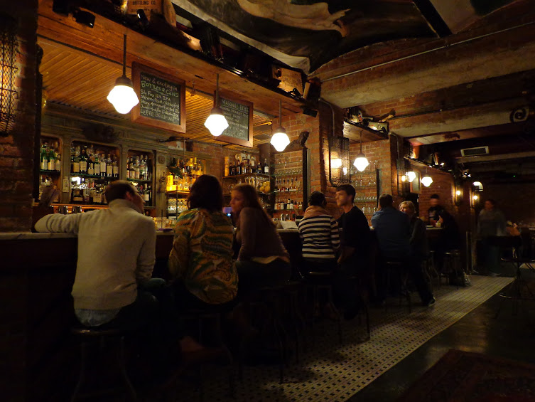 image of The Tippler in NYC