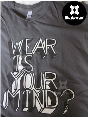 Dadawan tee-shirt stories