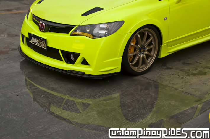 Honda Civic FD Twins by JSK Custom Paint and Auto Works Custom Pinoy Rides Car Photography pic5