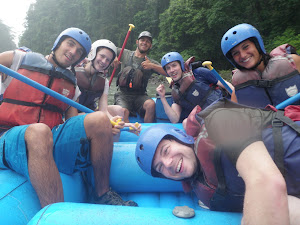 White Water Rafting - Rio Pacuare, Costa Rica