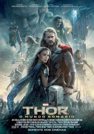 Filme Poster Thor: O Mundo Sombrio R6 XviD Dual Audio & RMVB Dublado