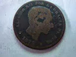 Vendo moneda española del rey ALFONSO