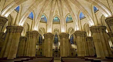 La Sagrada Familia, foto capilla