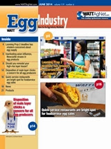 Egg Industry 06/2014 cover