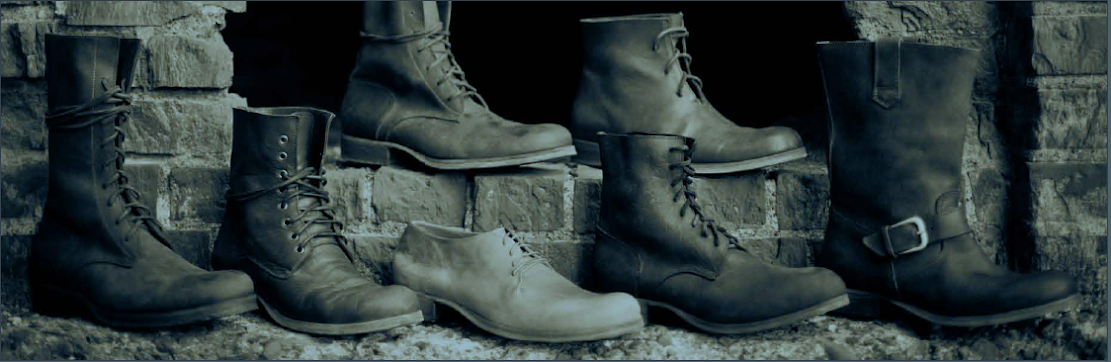 Peter Nappi: 19th Century Style Boots