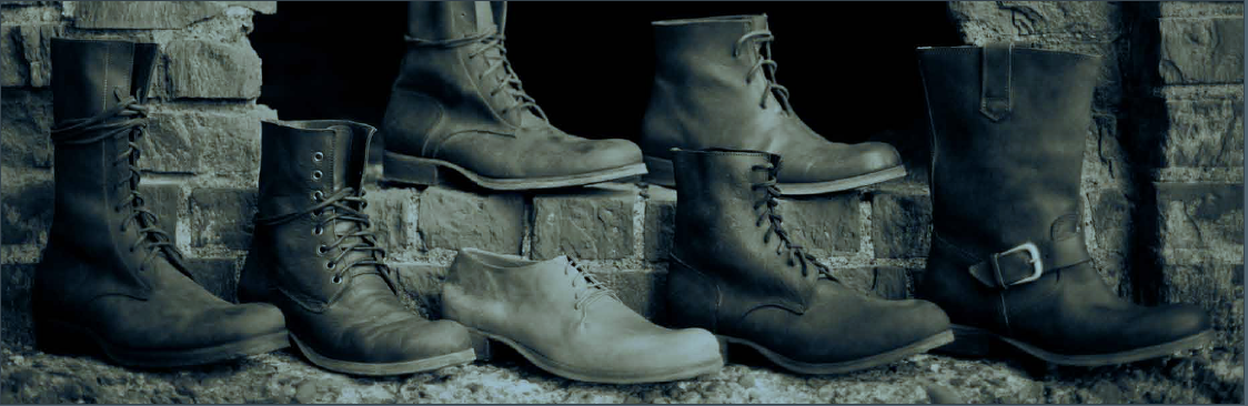 Peter Nappi: 19th Century Style Boots [men's fashion]