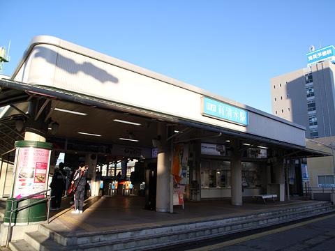 静岡鉄道 新清水駅