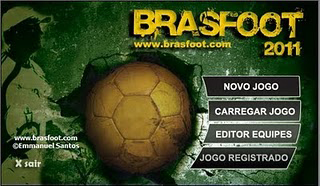 Novo Registro Brasfoot 2011 Build 2, Brasfoot 2011 Registrado, Área de Sócios Gratis