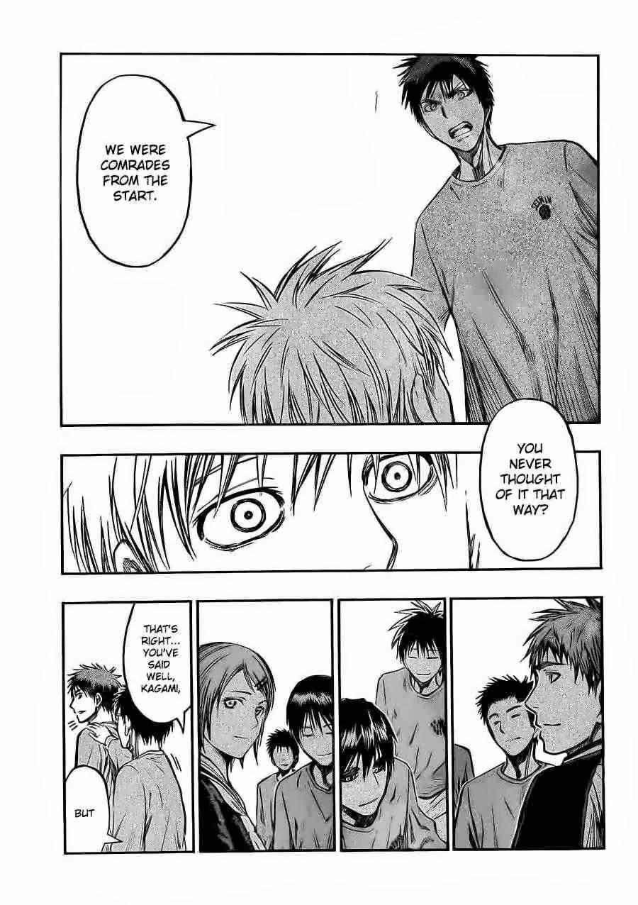 Kuroko no Basket Manga Chapter 228 - Image 07