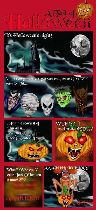 Um Conto de Halloween (A Tail of Halloween)