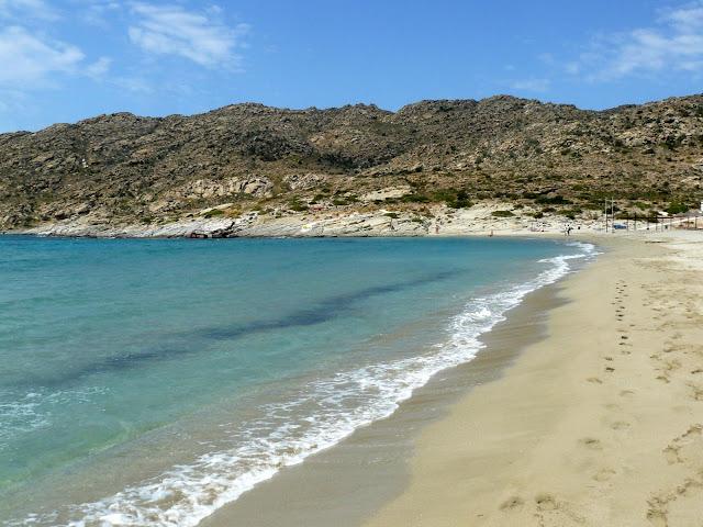 Ios, Manganari Beach