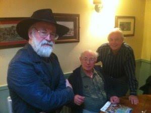 Terry, Jack i Ian