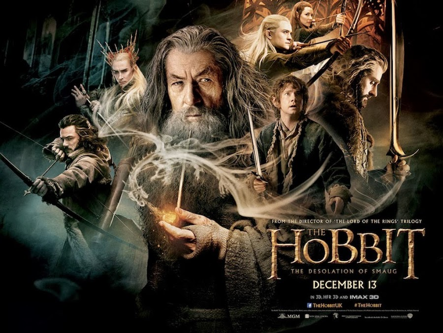review the hobbit the desolation of smaug 2013