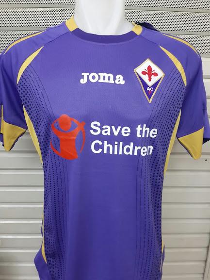 Jual Jersey Fiorentina Home Terbaru 2014-2015