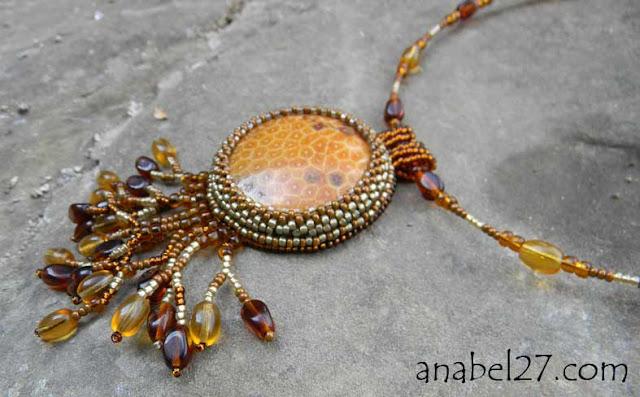 купить украшения ручной работы с кораллом анабель