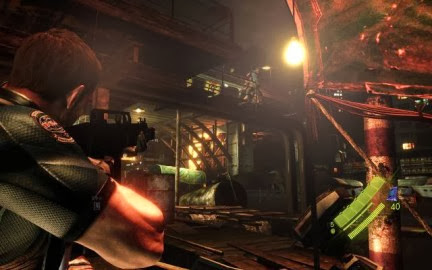 Resident Evil 6 (2013) Full PC Game Single Resumable Download Links ISO File For Free