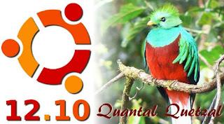 Ubuntu 12.10 Quantal Quetzal Alpha 1