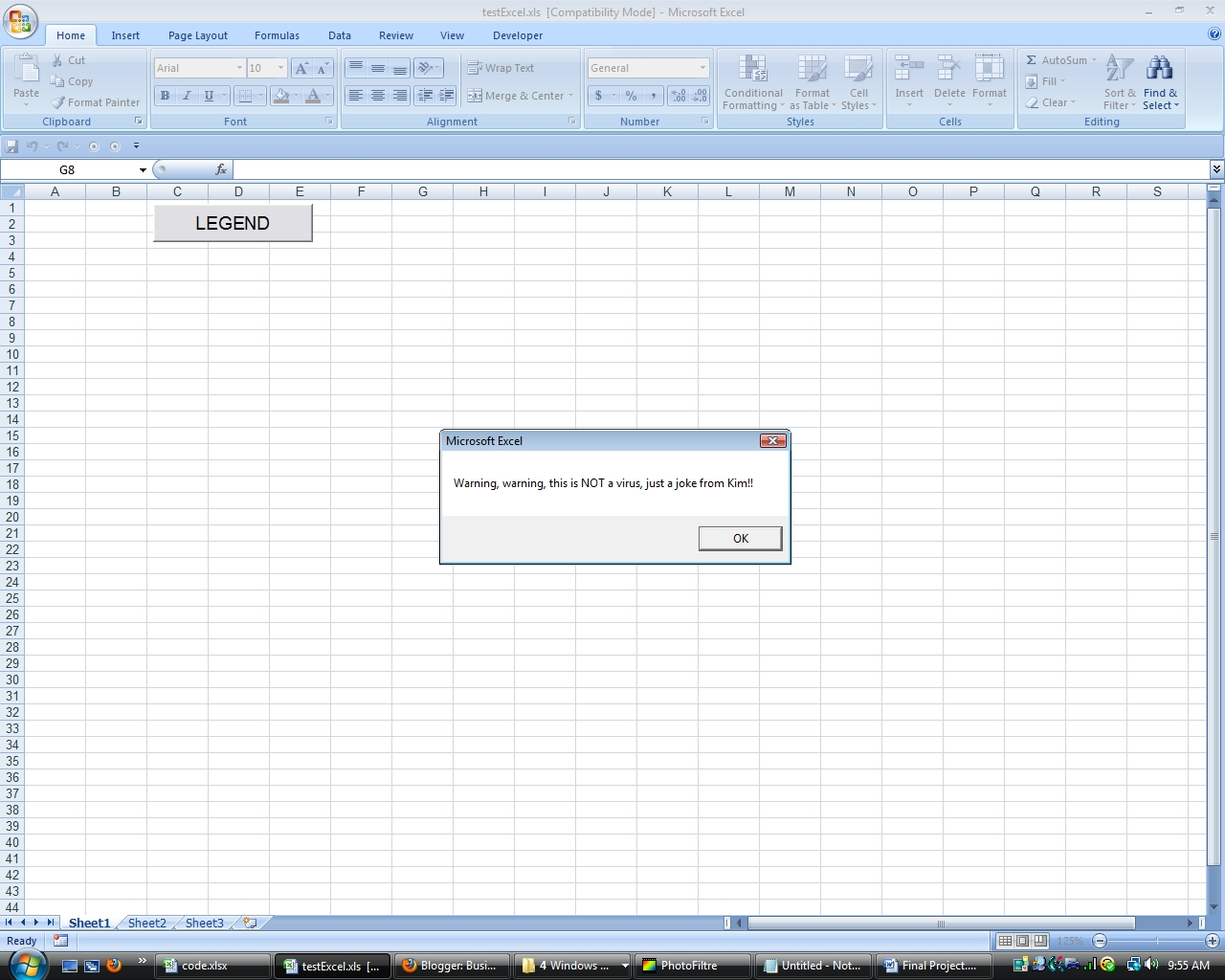 Is there a fast method to write a VBA array into a range
