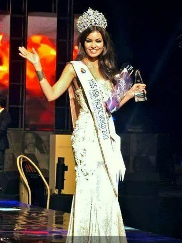 Miss Asia Pacific World 2013