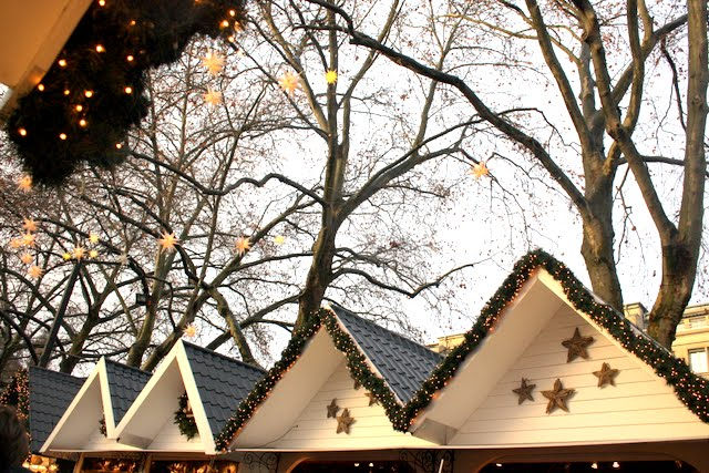 Angel's Christmas Market in Cologne Germany