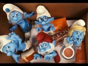 'Os Smurfs' desbanca 'Capitão América' nas bilheterias brasileiras