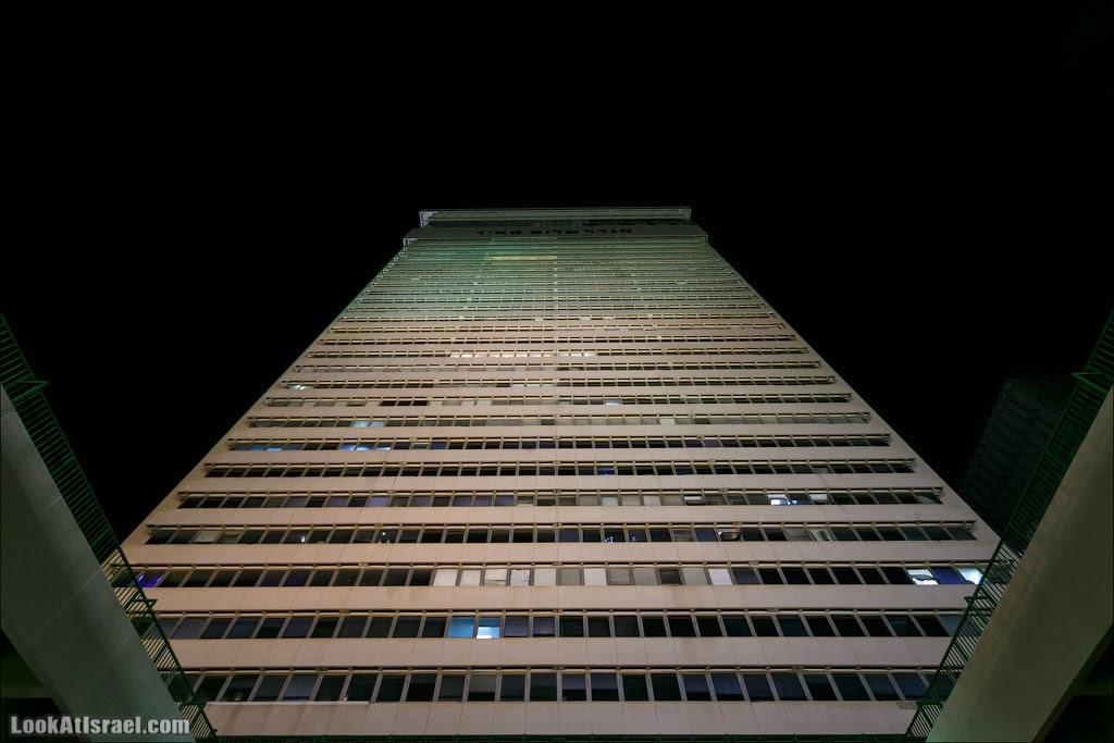 Башня Шалом Меир   Migdal (Tower) Shalom Meir   מגדל שלום מאיר