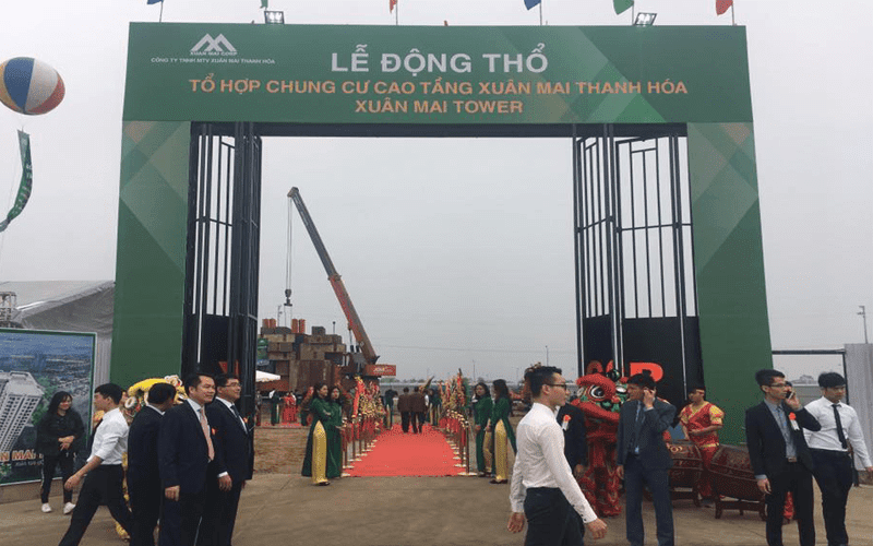 le dong tho xuan mai thanh hoa tower