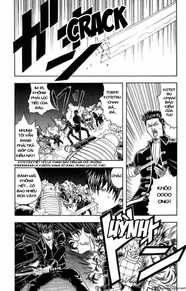 Gintama Chap 31 page 8 - Truyentranhaz.net