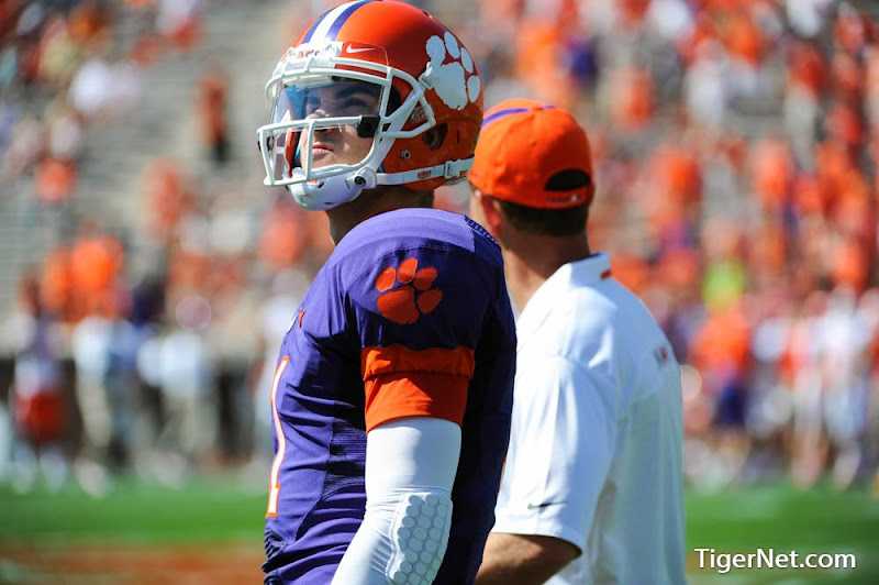 2014 Spring Game Photos - 2014, Chad Kelly, Football, Orange and White