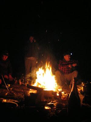 火は暖かい