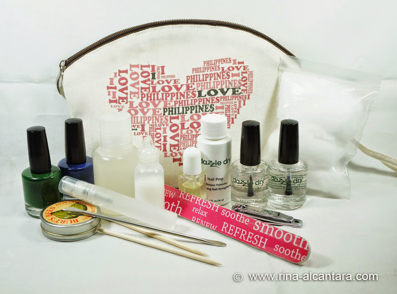 Simply Rins Nail Care Kit