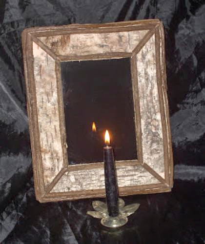 All About Scrying Mirrors