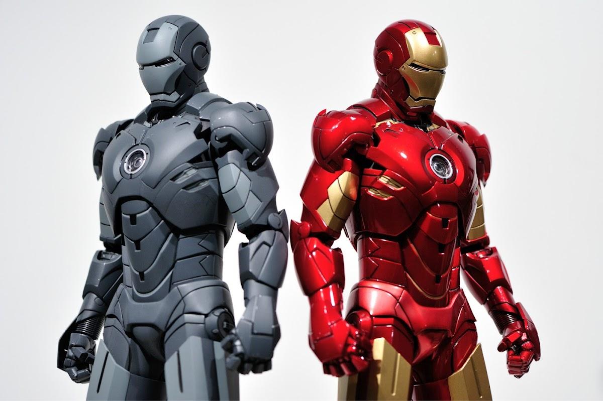 Origin Of Iron ~ Iron man origin mk