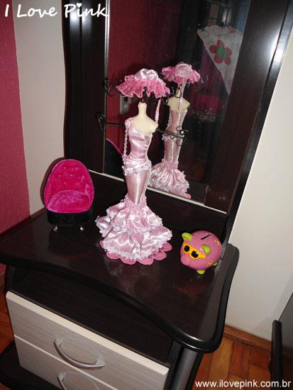 Meu quarto cor de rosa