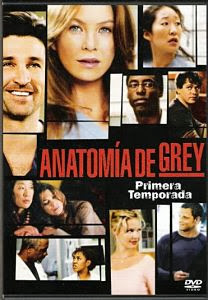 ver Anatomía de Grey temporada 1