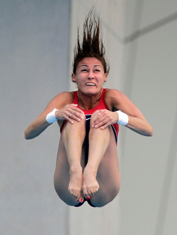 Faces of Olympic Diving 6