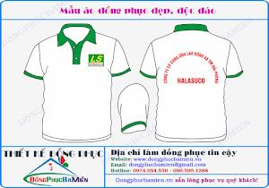 Đồng phục Halasuco